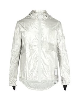 Run Away Windbreaker Jacket by Satisfy
