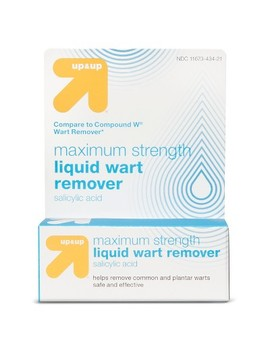 Liquid Wart Remover   0.5oz   Up&Amp;Up™ (Compare To Compound W Wart Remover) by Up & Up