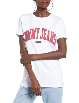 Collegiate Logo Tee by Tommy Jeans