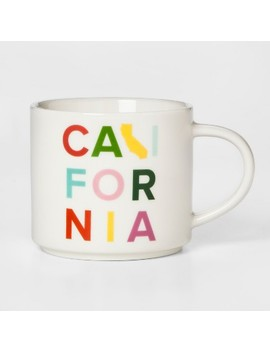 16oz Porcelain California Mug White   Threshold™ by Threshold
