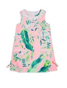 Little Girl's & Girl's Lilly Shift Dress by Lilly Pulitzer Kids