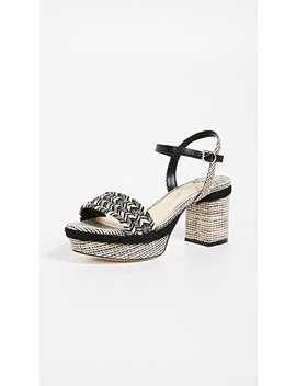 Prado Platform Sandals by Isa Tapia