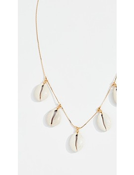 Caroline Charm Necklace by Shashi