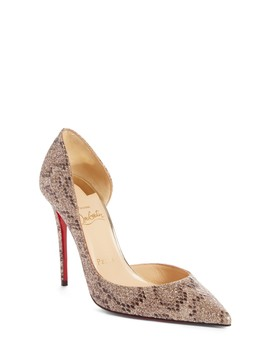 Iriza Pointed Toe Pump by Christian Louboutin