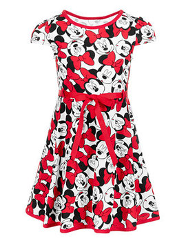 Little Girls Minnie Mouse Dress by Disney
