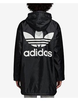 Adicolor Fleece Lined Logo Jacket by Adidas Originals