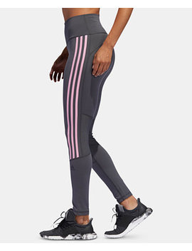 Believe This High Rise Ankle Leggings by Adidas