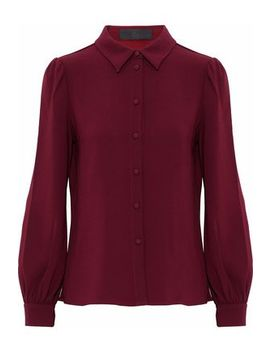 Crepe Shirt by Co