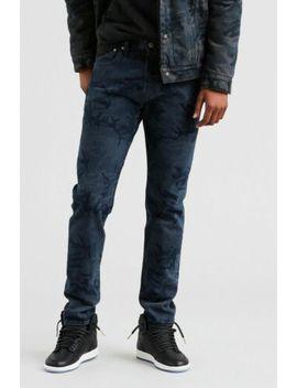 Levis  X  Justin Timberlake  501 Slim Taper Jeans  Black Camo   36 X 32 by Levi's