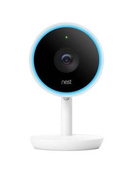 Nest Cam Iq Wi Fi Indoor 1080p Ip Camera   White by Nest