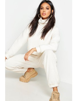 Funnel Neck Sweat by Boohoo