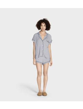 Amelia Set Mini Stripe Pyjamas by Ugg