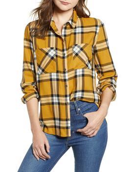 plaid-flannel-shirt by bp