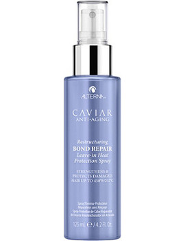 Caviar Anti Aging Restructuring Bond Repair Leave In Heat Protection Spray by Alterna