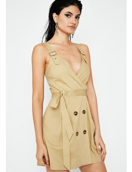 bossed-up-trench-mini-dress by rehab