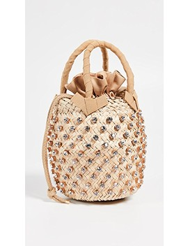 Nina Crystal Bag by Le Nine