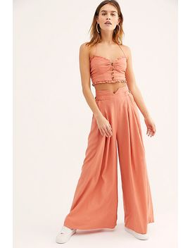 Girl Like You Pant Set by Free People