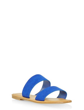 Two Band Slide Sandals by Rainbow