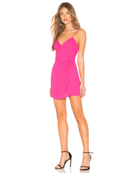 Leilani Ruched Mini Dress by About Us