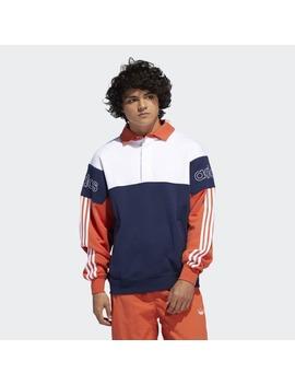 Rugby Sweatshirt by Adidas