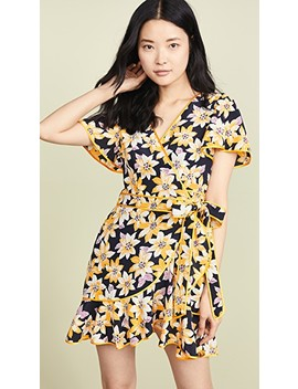 Floral Cameron Dress by Cinq A Sept