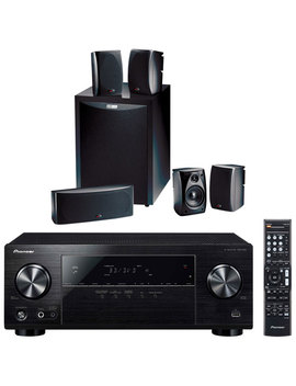 Polk Audio Rm6750 5.1 Home Theatre Speaker System & 5.1 Channel 4 K Ultra Hd Network Av Receiver by Best Buy