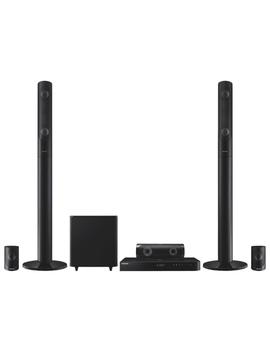 Samsung Ht J5530 1000 Watt 5.1 Channel 3 D Blu Ray Home Theatre System by Samsung