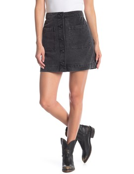 Don't Get Me Wrong Skirt by Free People