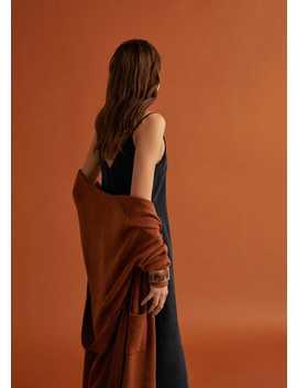 Robe Soft Bretelles by Mango
