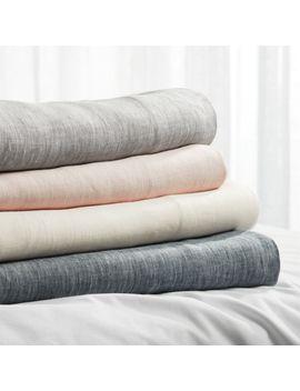 Linen Sheet Sets by Crate&Barrel