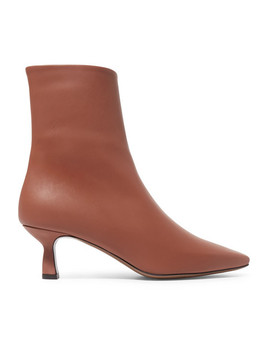 Ancistro Leather Ankle Boots by Neous