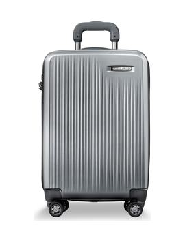 Sympatico Special Edition Expandable 22 Inch Spinner International Carry On by Briggs & Riley