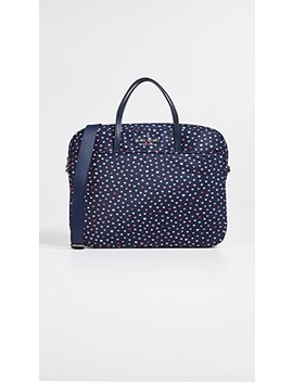 Lips Universal Nylon Slim Commuter Bag by Kate Spade New York