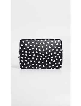 Heartbeat Universal Laptop Sleeve by Kate Spade New York