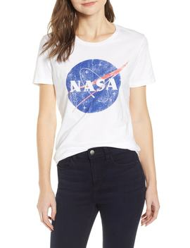 Nasa Graphic Tee by Recycled Karma