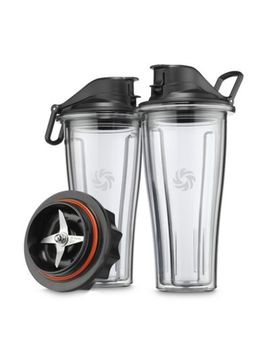 Vitamix® 2 Pack 20 Oz. Blending Cups Starter Kit by Bed Bath And Beyond
