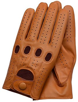 Riparo Women's Unlined Leather Driving And Riding Gloves by Riparo Motorsports