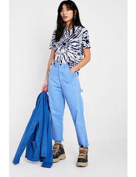 Urban Renewal Remade   Pantalon Court Stan Ray Bleu by Urban Renewal