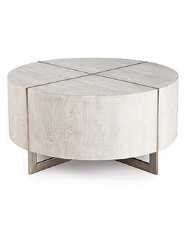 Clifton Round Coffee Table by Z Gallerie