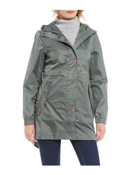 Golightly Pack Away Waterproof Hooded Raincoat by Joules