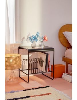 Lola Vinyl Storage Console by Urban Outfitters