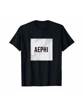 Aephi T Shirt Alpha Epsilon Phi by Hmsdesigns