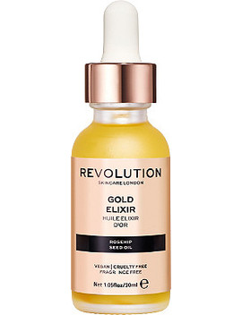 Online Only Rosehip Seed Oil   Gold Elixir by Revolution Skincare