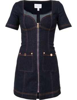 Bloomsbury Mini Dress by Alice Mccall