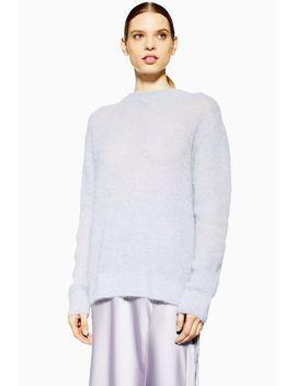 **Keyhole Knitted Jumper By Boutique by Topshop