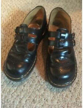 Womens Black Doc Martens10909 Mary Jane Size 10 by Dr. Martens