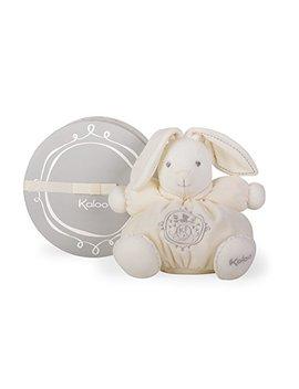 Kaloo Perle Plush Toys, Cream Chubby Rabbit, Medium by Kaloo