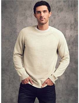 crewneck-sweater by guess