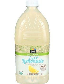 365 Everyday Value, Organic Light Lemonade, 64 Fl Oz by 365 Everyday Value