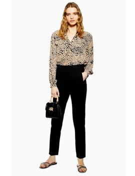 black-cigarette-trousers by topshop